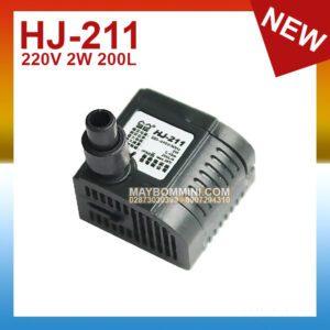 Bom Nuoc Chim Mini Ho Ca HJ 211