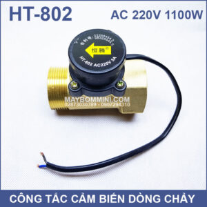 Cam Bien Dong Chay 220v 1100W HT 802