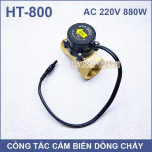 Cong Tac Cam Bien Dong Chay 220v