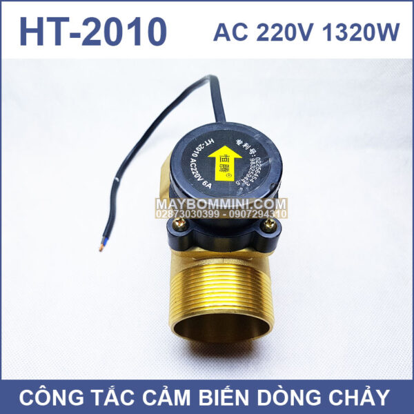 Cong Tac Cam Bien Tu Dong May Bom Nuoc HT 2010