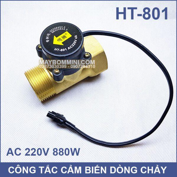 Cong Tac May Bom Nuoc Tu Dong 880W 220V