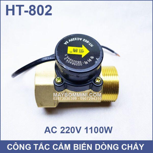 Cong Tac May Bom Nuoc Tu Dong HT 802