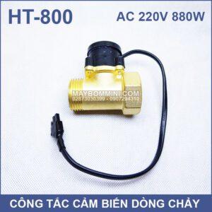 Cong Tac Tu Dong Chong Chay Bom Nuoc