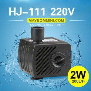 May Bom Chim Ho Ca HJ 111 220V 200L