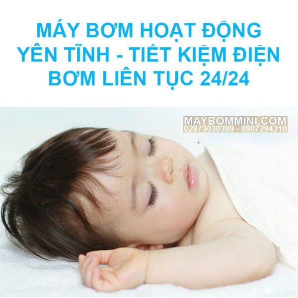 May Bom Khong Choi Than Hoat Dong Lien Tuc