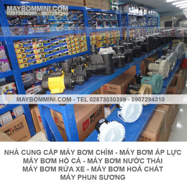 Nha Cung Cap May Bom Nuoc So 1 Viet Nam