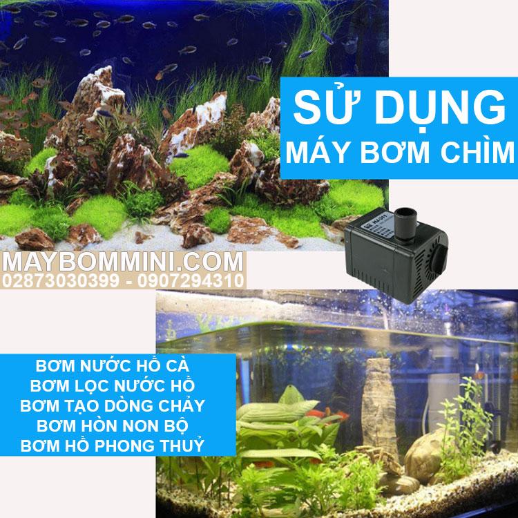 Su Dung May Bom Chim SUNSUN HJ