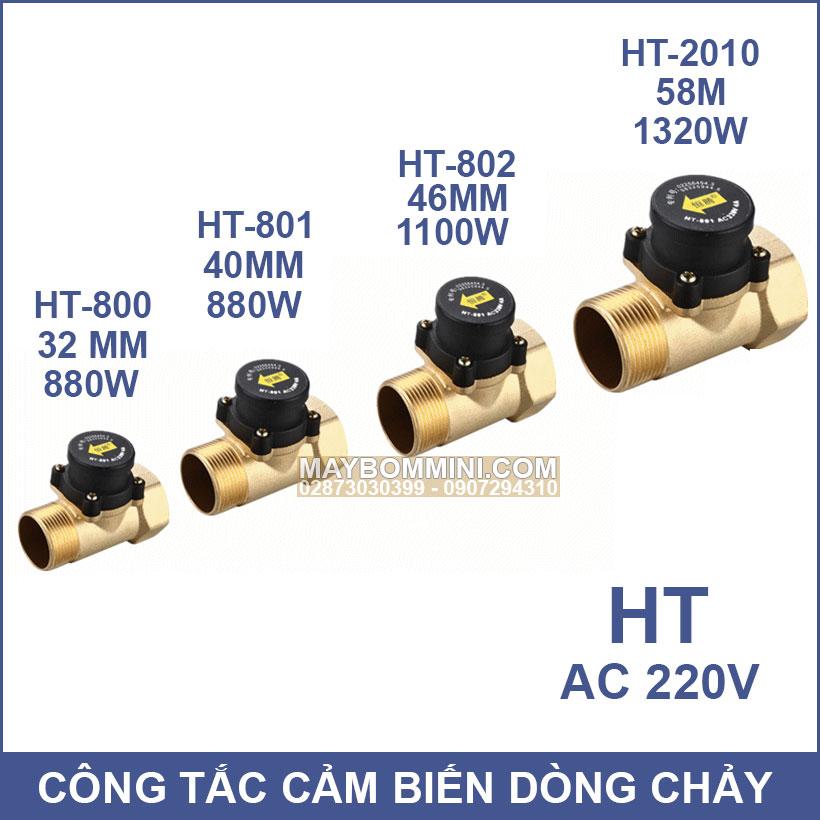 Thong So Ky Thuat Cam Bien Dong Chay