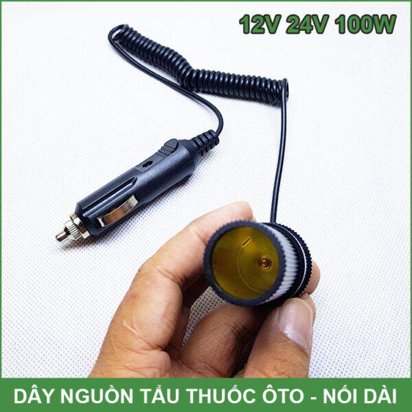 Ban Day Nguon Oto 12v 24v