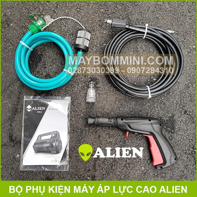 Bo Phu Kien May Rua Xe Alien
