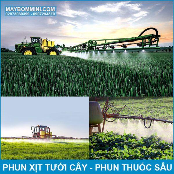 He Thong Phun Tuoi Tu Dong Trong Nong Nghiep