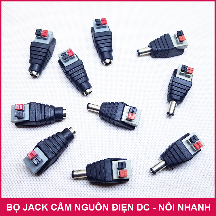 DC Female Connector