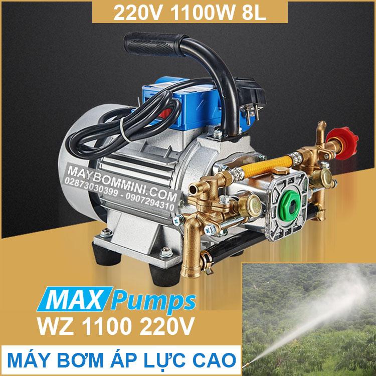 May Bom Ap Luc Cao WZ 220V 1100W