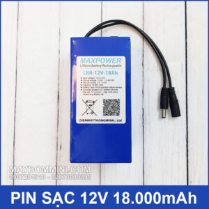 Pin Sac 12v 18ah