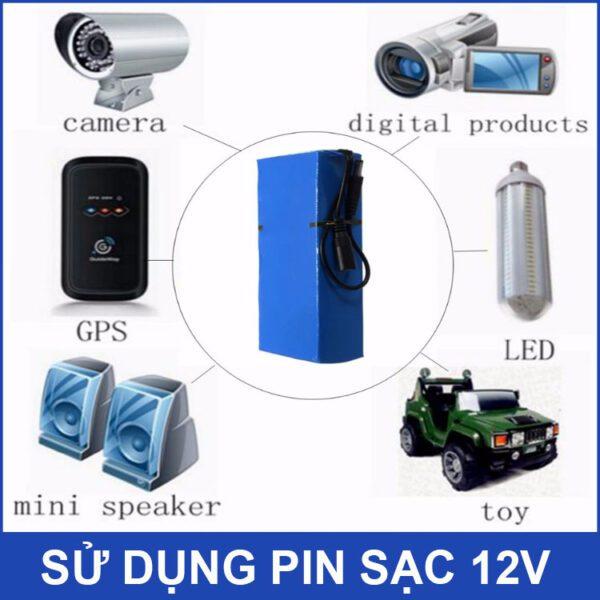 Su Dung Pin Sac 12v Chinh Hang Gia Re