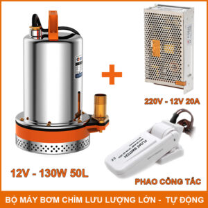 Bo May Bom Chim Luu Luong Lon Tu Dong Lazada