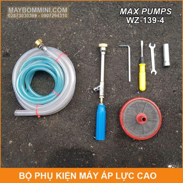 Bo Phu Kien May Xit Ap Luc Cao Dong Co Xang