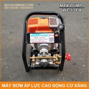 Bom Ap Luc Cao Chay Xang