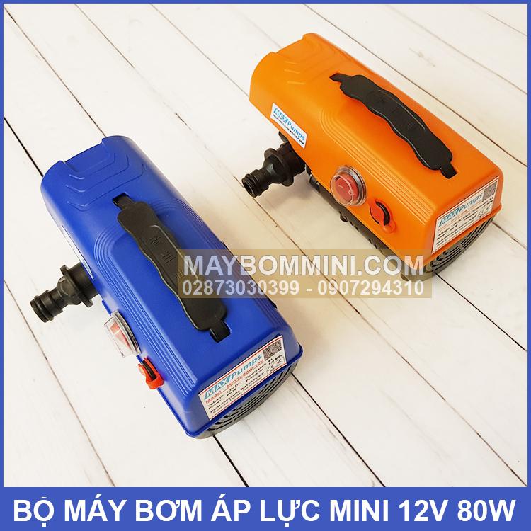 Bom Nuoc Mini 12v 80w Gia Re