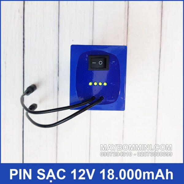 Chuyen Ban Cac Loai Pin Sac 12v Chat Luong
