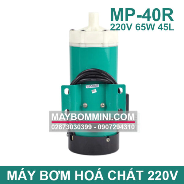May Bom Hoa Chat Luu Luon Lon 40R
