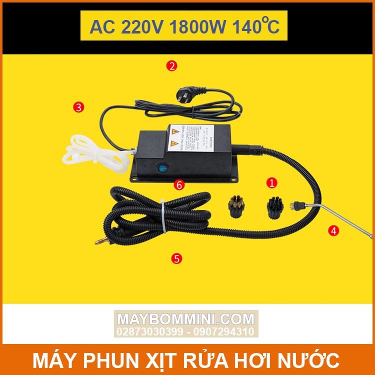 May Phun Hoi Nuoc 1800w