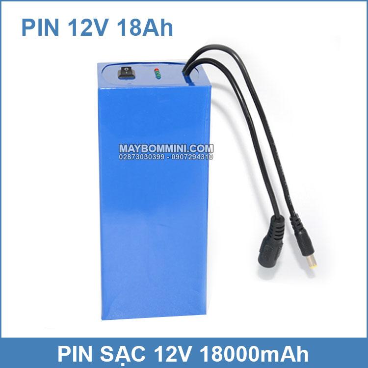 Pin Sac USB 12V Chinh Hang Gia Tot