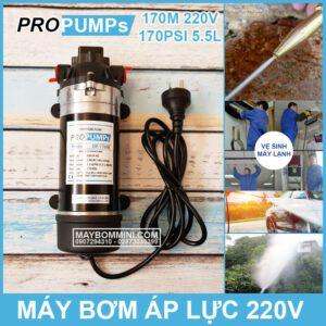 May Bom Ap Luc 220v Propumps 170M