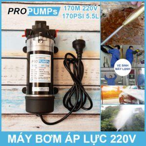 May Bom Ap Luc 220v Propumps 170M LAZADA