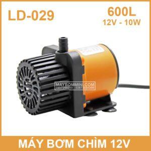 May Bom Chim Mini 12V LD 029