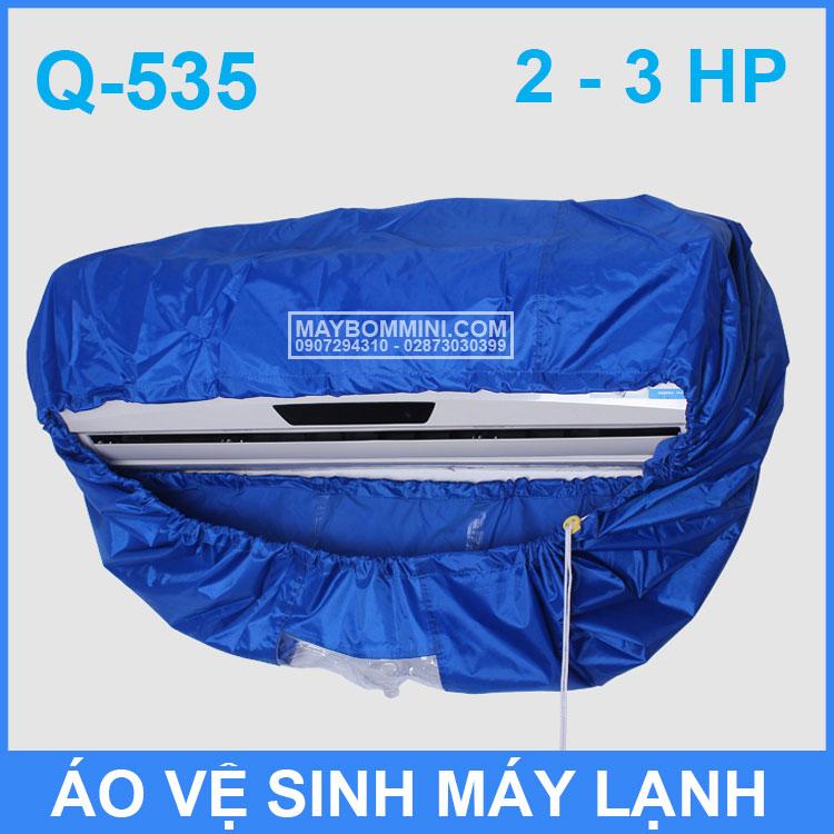 Ao Trum Ve Sinh May Lanh Q 535 Chinh Hang