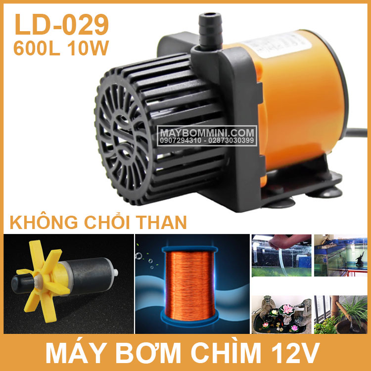 Bom Chim 12v Khong Choi Than Gia Re