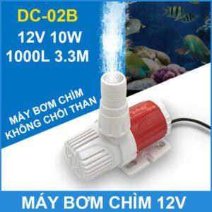 Bom Chim Khong Choi Than 12v 1000l Lazada
