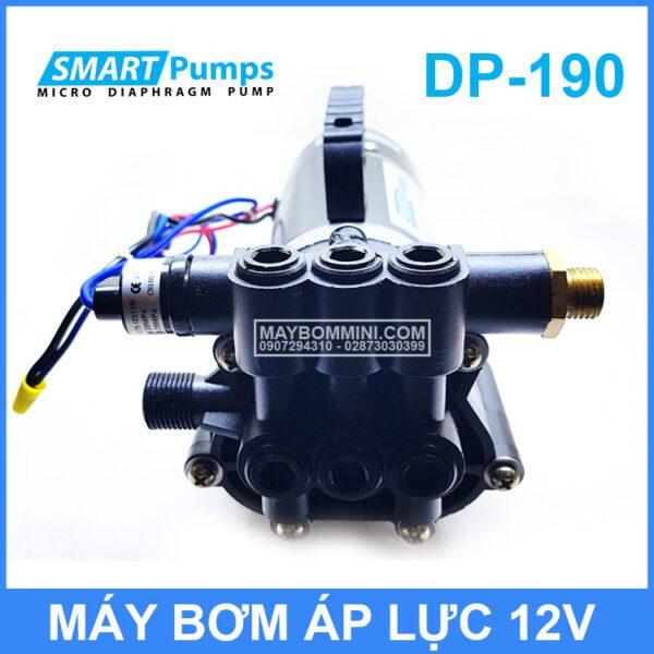 Dau Bom Ap Luc 12v DP 190 Smartpumps