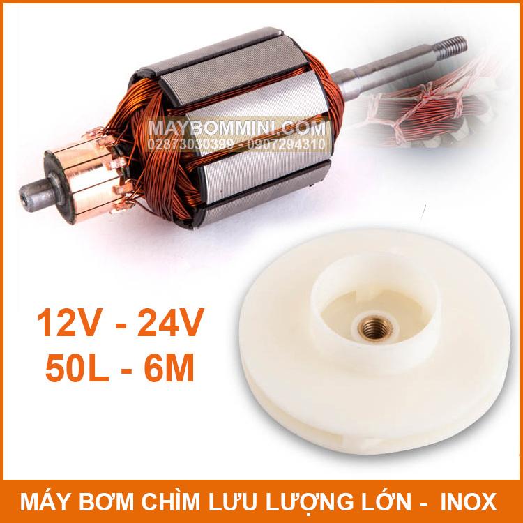 Loi May Bom Chim 12v 24v