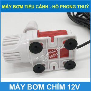 May Bom Tieu Canh Ho Phong Thuy