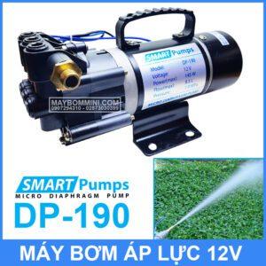 May Xit Rua Ap Luc Mini 12v 145w Smartpumps