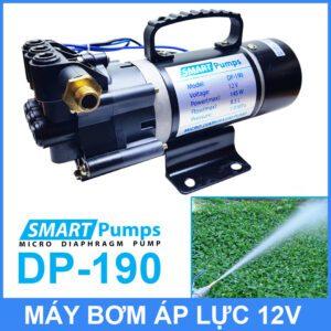 May Xit Rua Ap Luc Mini 12v 145w Smartpumps Lazada