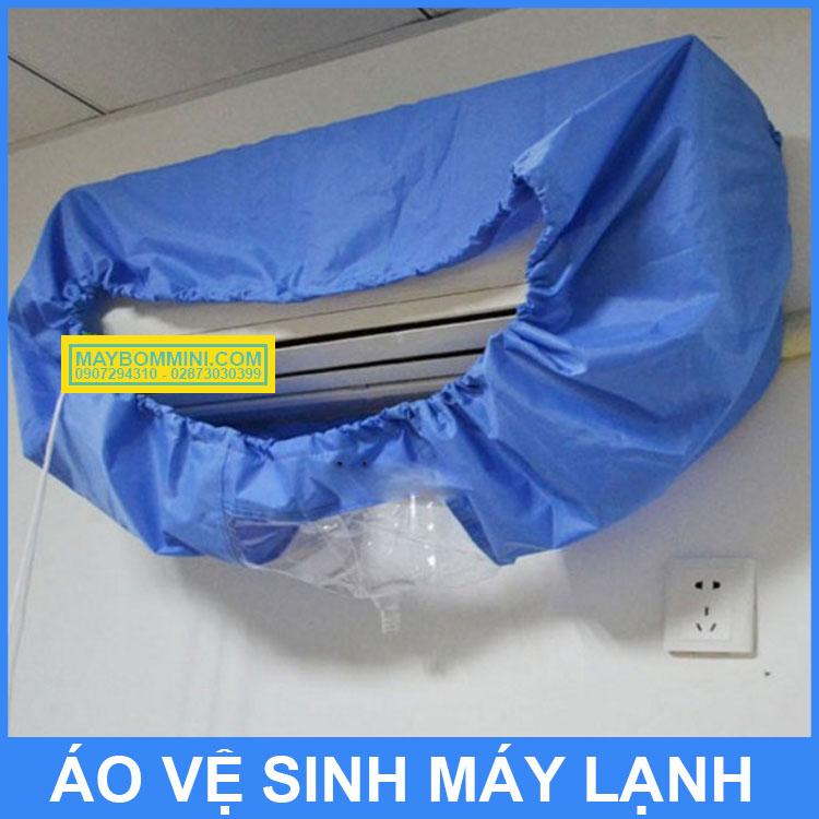 Su Dung Ao Ve Sinh May Lanh Q 535