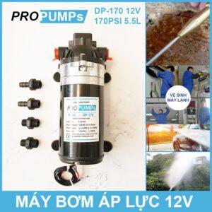 May Bom Ap Luc Propumps DP 170 12V LAZADA