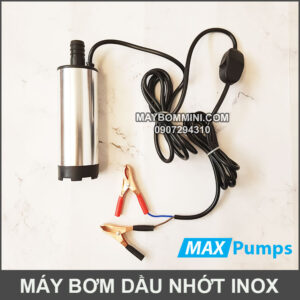 Ban May Bom Chim 12v 24v DO Inox Chinh Hang