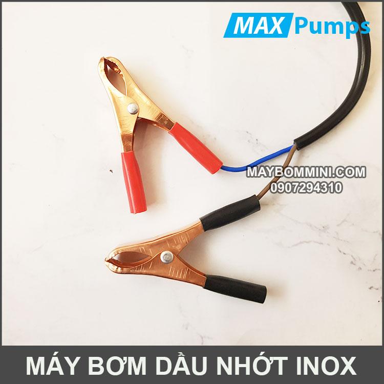 Kep Binh Ac Quy May Bom Chim DO 12V 24V