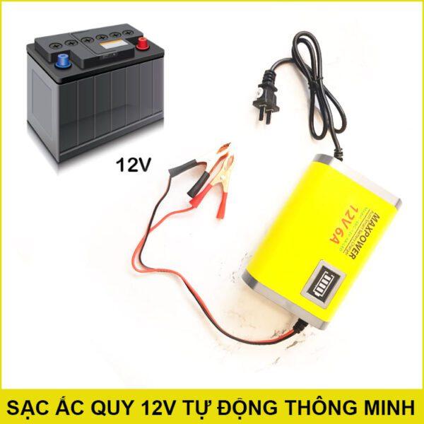 Sac Binh 12v Cao Cap Gia Re Chinh Hang