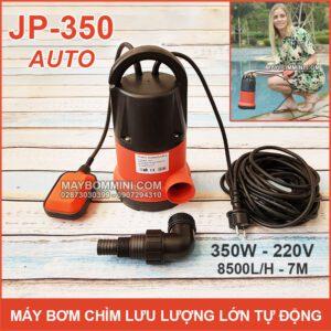 May Bom Chim Luu Luong Lon 220v JP 350