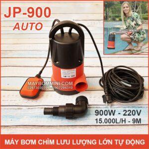 May Bom Chim Luu Luong Lon 220v JP 900