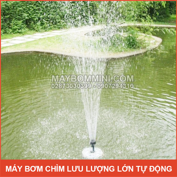 Bom Nuoc Voi Phun Nghe Thuat