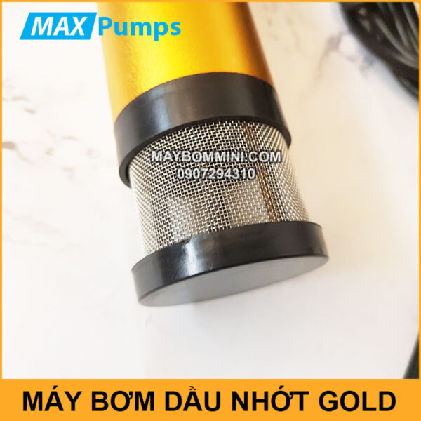 Luoi Loc May Bom Dau Nhot DO 12v 24v Gold