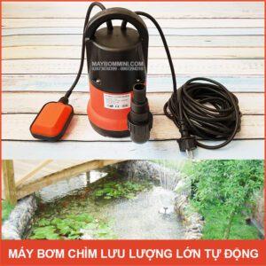 May Bom Voi Phun Nuoc