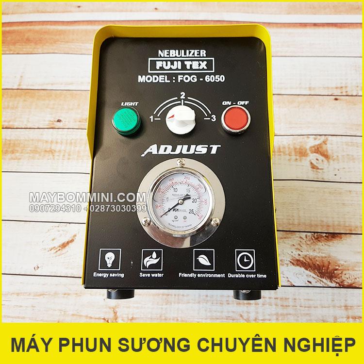 Bang Dieu Khien May Phun Suong FOG 6050
