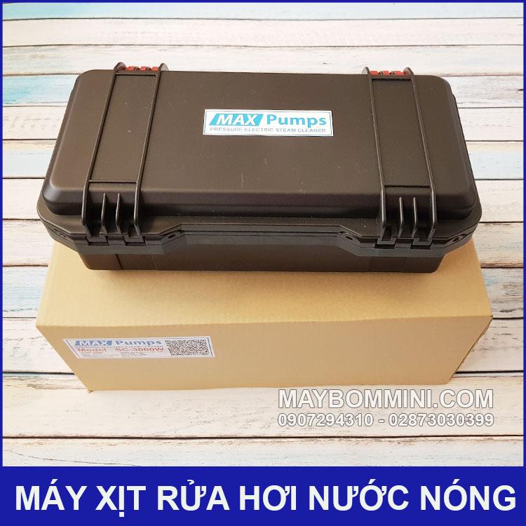Bo May Xit Rua Bang Bom Nuoc Nong 220V